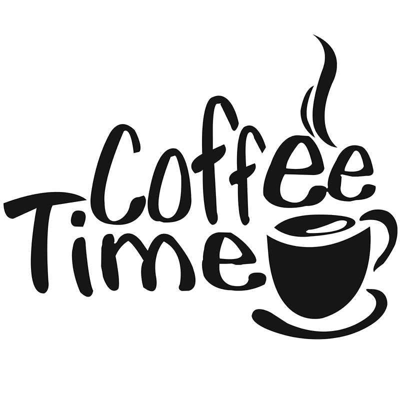 Кофе картинка надпись