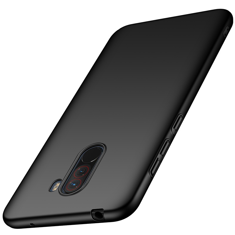 For-Xiaomi-Pocophone-F1-Case-Hard-Matte-Back-Cover-Pocofone-Poco-F1-Slim-Shockproof-Skin-Single (6)