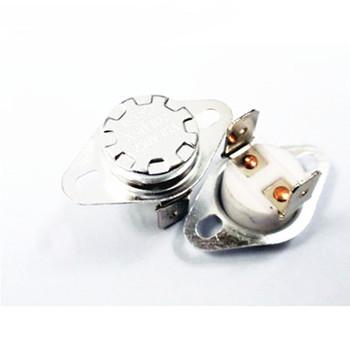 10 sztuk KSD302 16A 250 V 135-250 stopni ceramiczny KSD301 normalnie zamknięty przełącznik temperatury termostat 140 150 160 170 180 185 200 tanie i dobre opinie Przełączniki GOOGCHIP 365 DAY OTHER