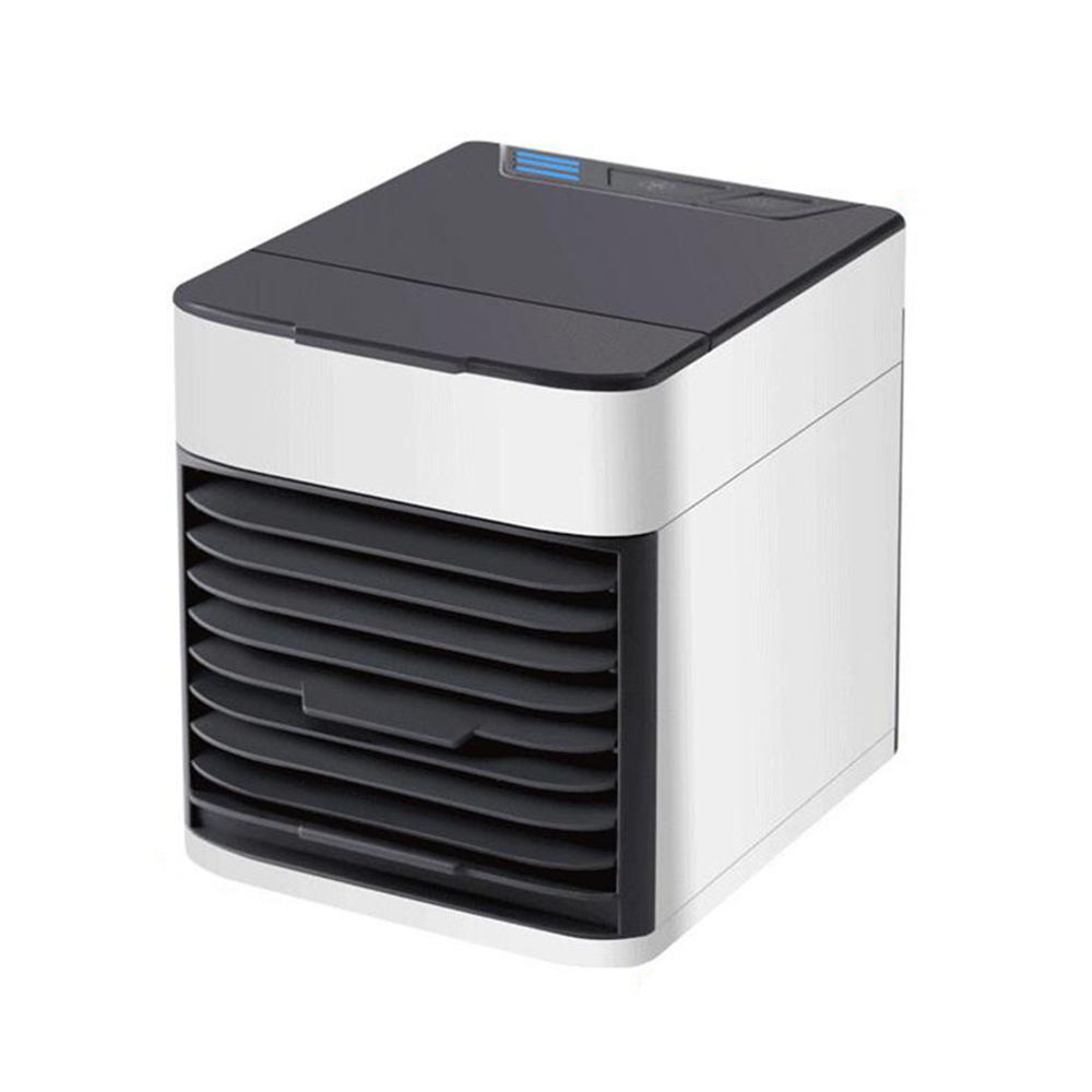 mini air conditioner fan Personal Evaporative portable USB Air Cooler Humidifier Quick Easy Way to Cool Any Space Home Office
