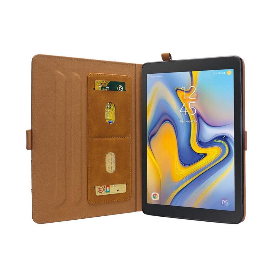 Luxury Flip Case For Samsung Galaxy Tab A 8.0 T387 T387V 2018 8.0