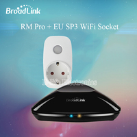 Original Broadlink RM2 RM PRO Universal Intelligent Remote Controller Smart Home Automation WIFI IR RF Switch