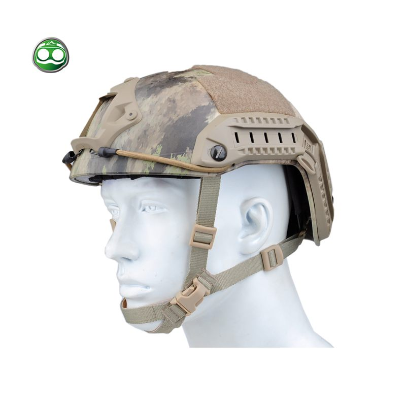 nHelmet FAST Maritime Wargame Airsoft Standard Hard-Core TACTICAL HELMET NH01101 tactical wargame motorcycling helmet w eye protection glasses grey black size l7