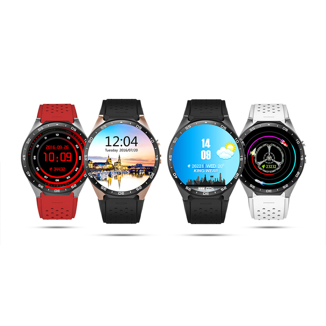 Android 5.1 OS Smart Watch Premium Compatible Android/IOS Phone