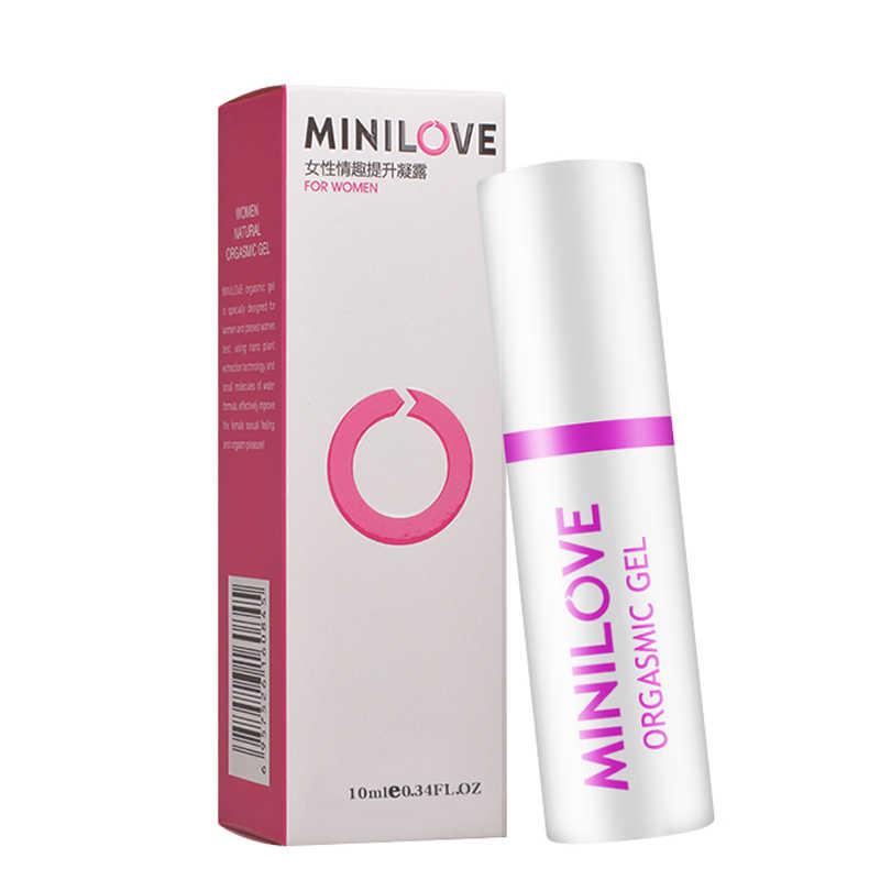 MINILOVE שיקוי אהבה אישה אורגזמות ג 'ל אהבה מינית תרסיס שיא לשפר להגדיל g-spot נשי הליבידו מין מרגשים מוצרים