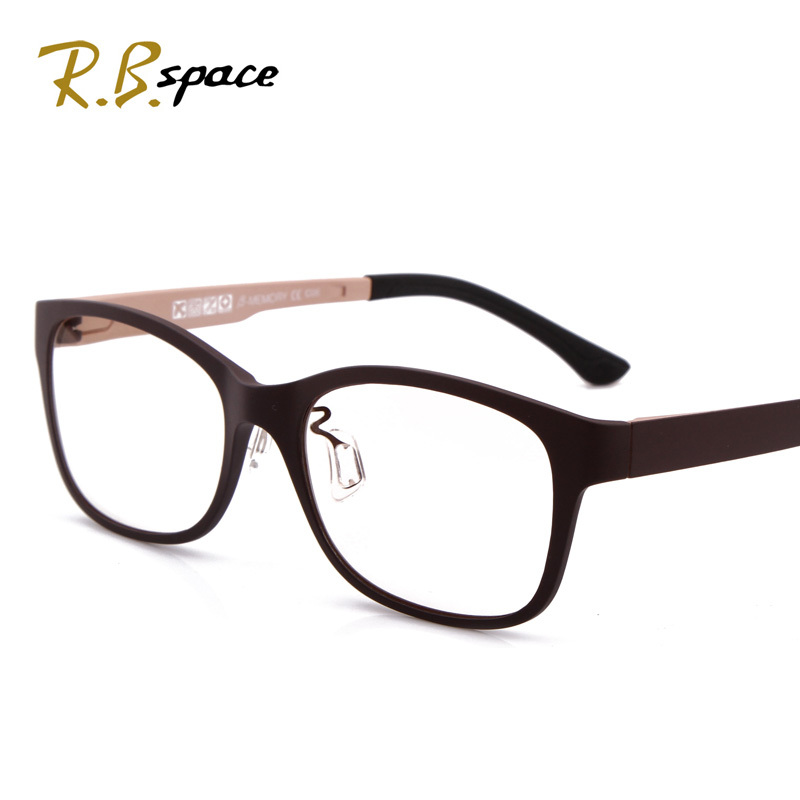 RBspace radiation-resistant glasses male Women the trend of the computer plain mirror anti-fatigue computer goggles