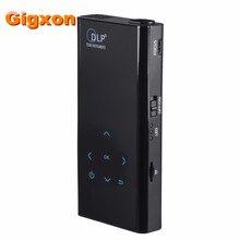 Gigxon-G06S nuevo Mini Pocket Proyector DLP Con Android 4.4 WiFi Bluetooth HD1080P Proketor Projetor Para Negocio de Cine En Casa