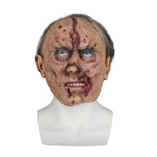 Halloween Masks Latex Party Horrible Scary Prank Cankered Skin Horror Mask Fancy Dress Cosplay Costume Mask Masquerade(China)