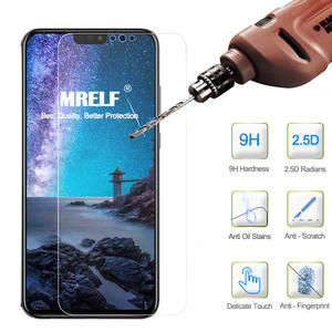 Tempered Glass for Huawei Honor 8X Screen Protector on for Honor 8X9 H 2.5D Phone