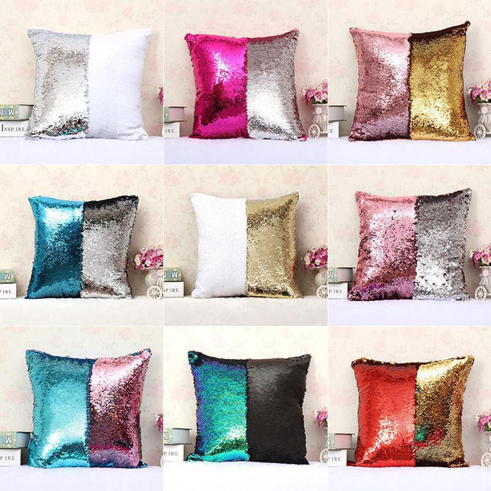 Double Color Cushions