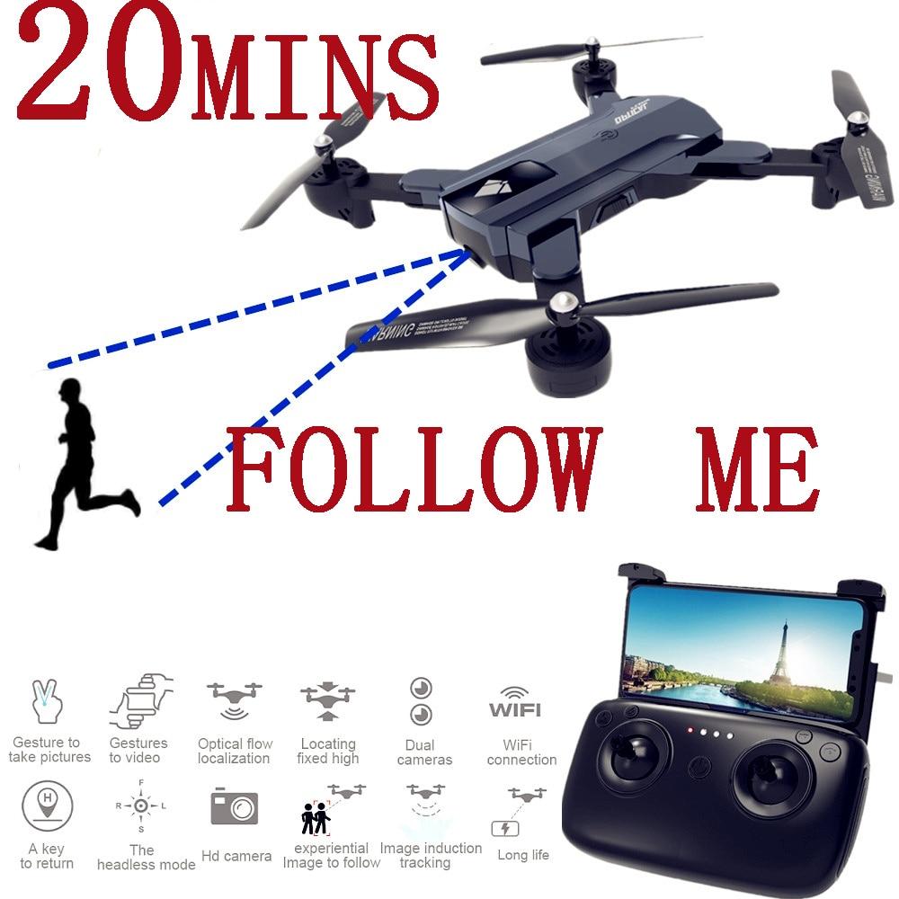 X196 Drone Folgen mir 20 minuten Drohnen mit Kamera HD 720 p 2MP RC Racing Drone Folgen Mir FPV RC quadcopter mit Kamera