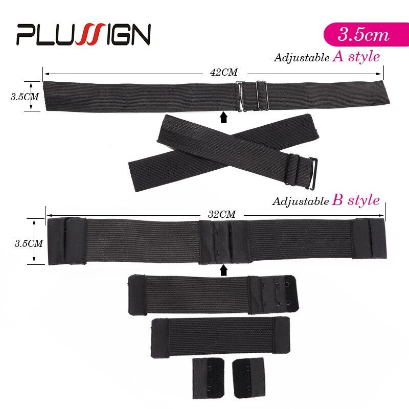 Plussign Wig Elastic Band Elastic Straps For Wig Adjust
