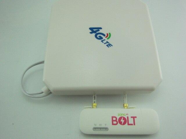 все цены на  HUAWEI E8372h-153 LTE Car WLAN Hotspot Stick BOLT Unlocked in box 4G TS9 35dbi dual antenna  онлайн