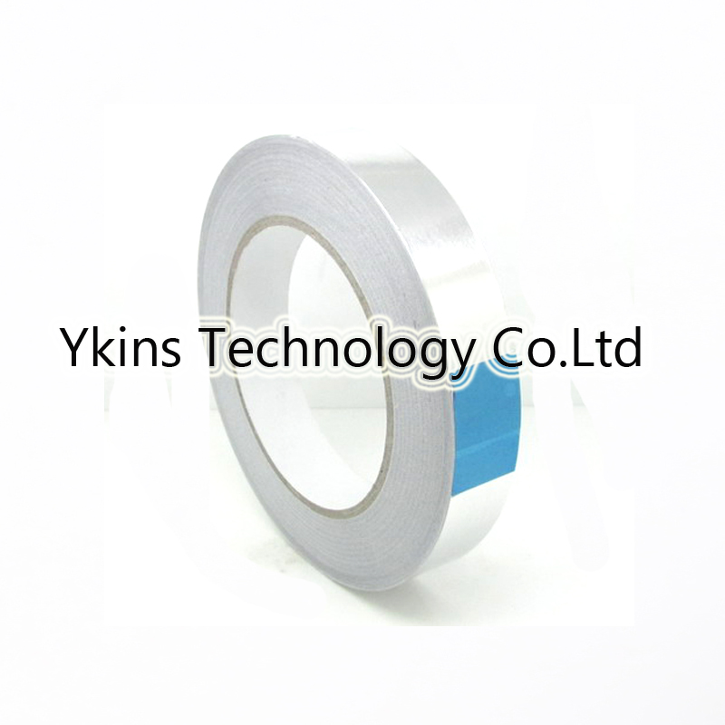 Aluminum Effect Pedal Foil EMI Shield Tape 20mm x 40M x 0.06mm