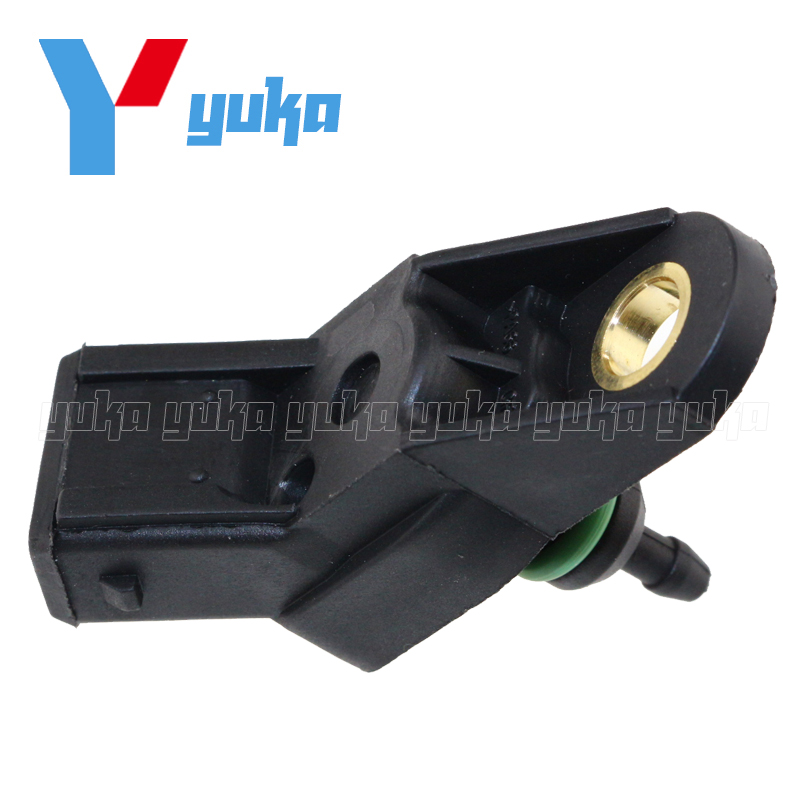 Free Shipping MAP Sensor Intake Air Boost Pressure Manifold Absolute Druck Sender For Peugeot Partner Box Combispace 1.4