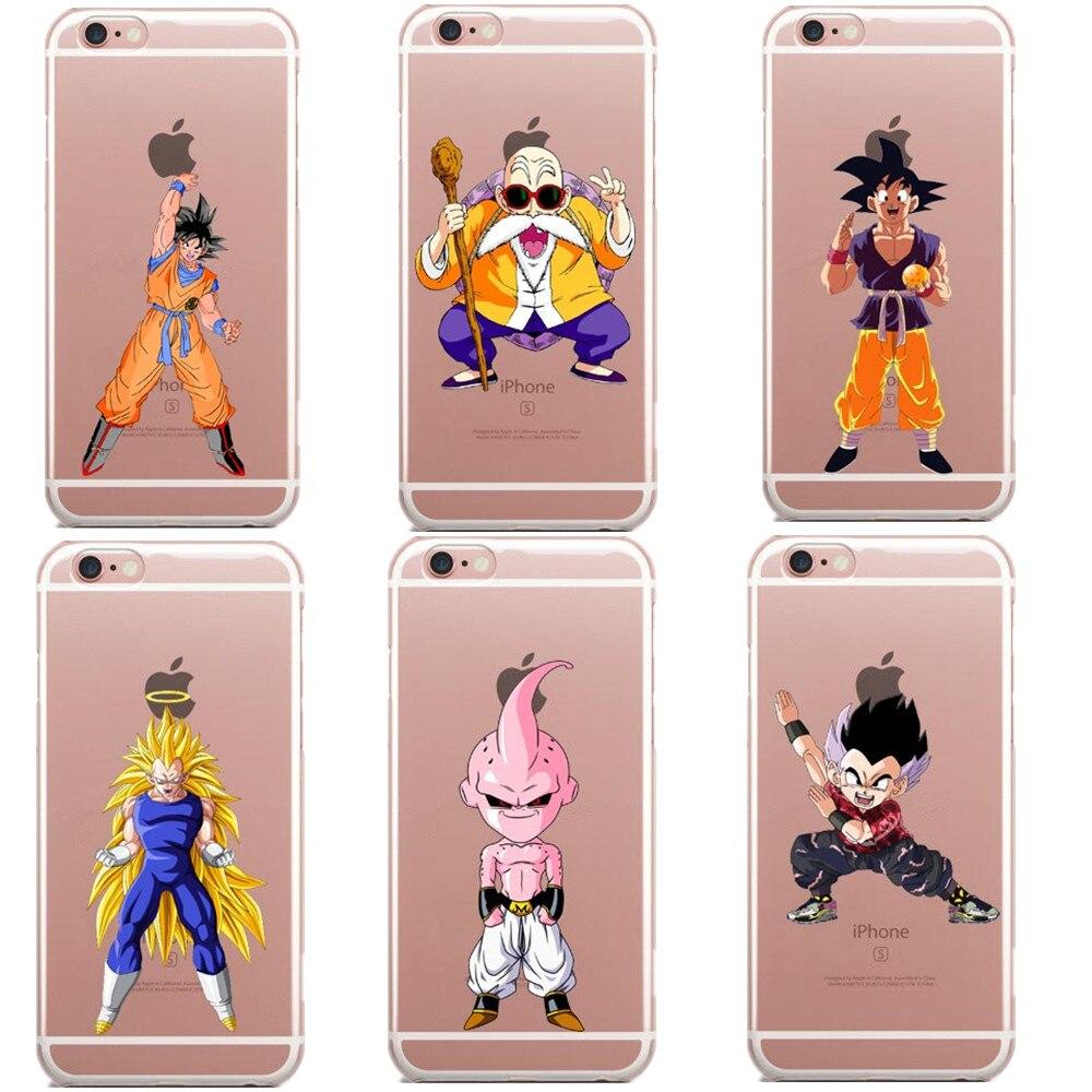 Dragon Ball Z Animation Logo iphone case