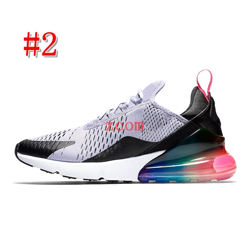 be71f05a2069 2018 New Max 270 Shoes Betrue Running shoes Mens air Sole Flair Triple  Black Bruce Lee Trainers Teal blue Womens 270s Zapatos-in Running Shoes  from Sports ...