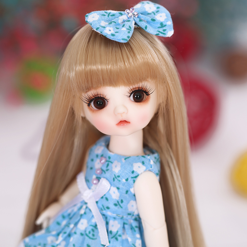 RL Doll Mango BJD SD Doll 1 8 Resin Body Model Girls Oueneifs High Quality Toys