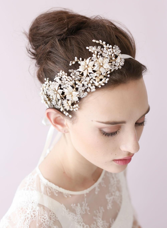 Handmade Wedding Head Dress | Dress images