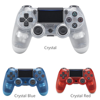 Bluetooth Controller For SONY PS4 Gamepad For Play Station 4 Joystick Wireless Console For PS3 For Dualshock Controle