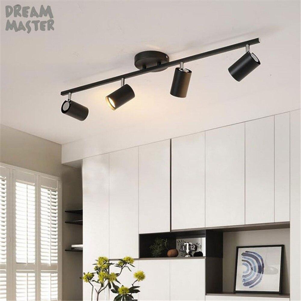 Dusk To Dawn Light Rural King: Industrial GU10 Luz De Pista LED Ajustable Led Kit De