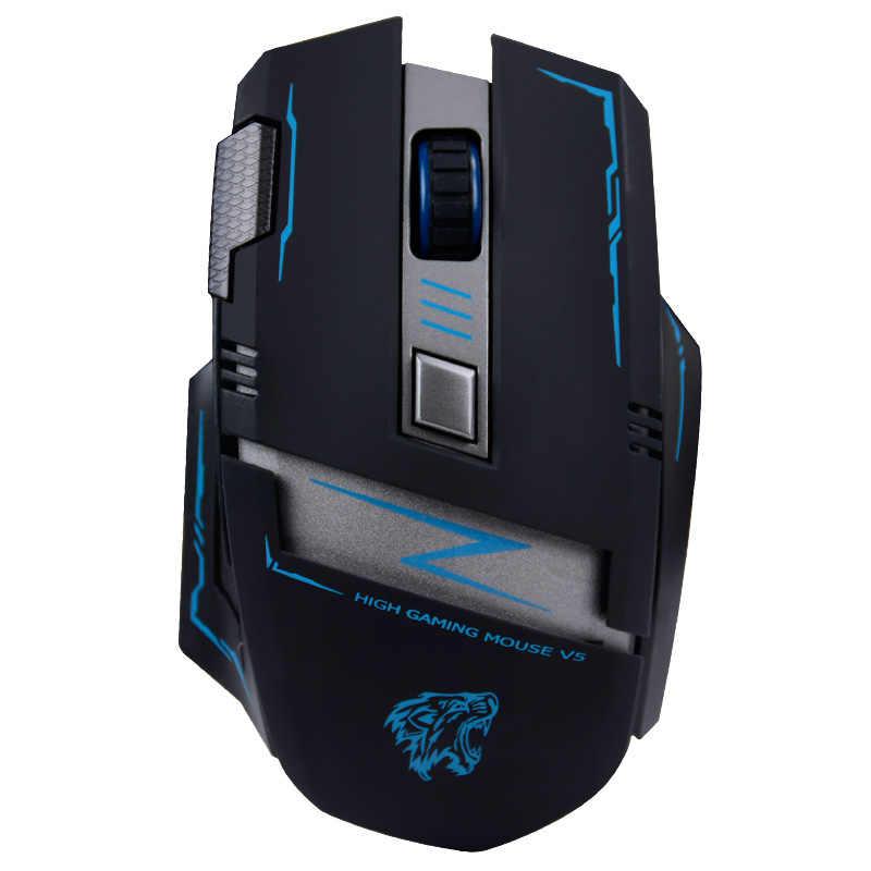 Бесплатная доставка AZZOR перезаряжаемая usb Беспроводная мышь Бесшумная оптическая игровая мышь для ноутбуков компьютерных мышей