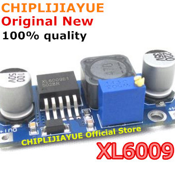 (1piece) 100% New Xl6009 Dc-dc Booster Module Supply Module Output Is Adjustable Super Lm2577 Step-up Module Original Ic Fragrant (In) Flavor