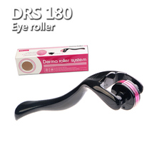Best Microneedle DermaRoller For Body and Face Derma Roller For Eyes Dark Circles Skin Care DRS 180 Needles Ues With CE