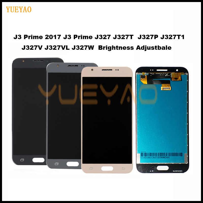 mobile phone lcd For samsung galaxy j3 emerge j327p j327v