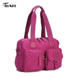 TEGAOTE Women Handbag Casual Tote Female Shopping Bags 04f2bdb6f950c