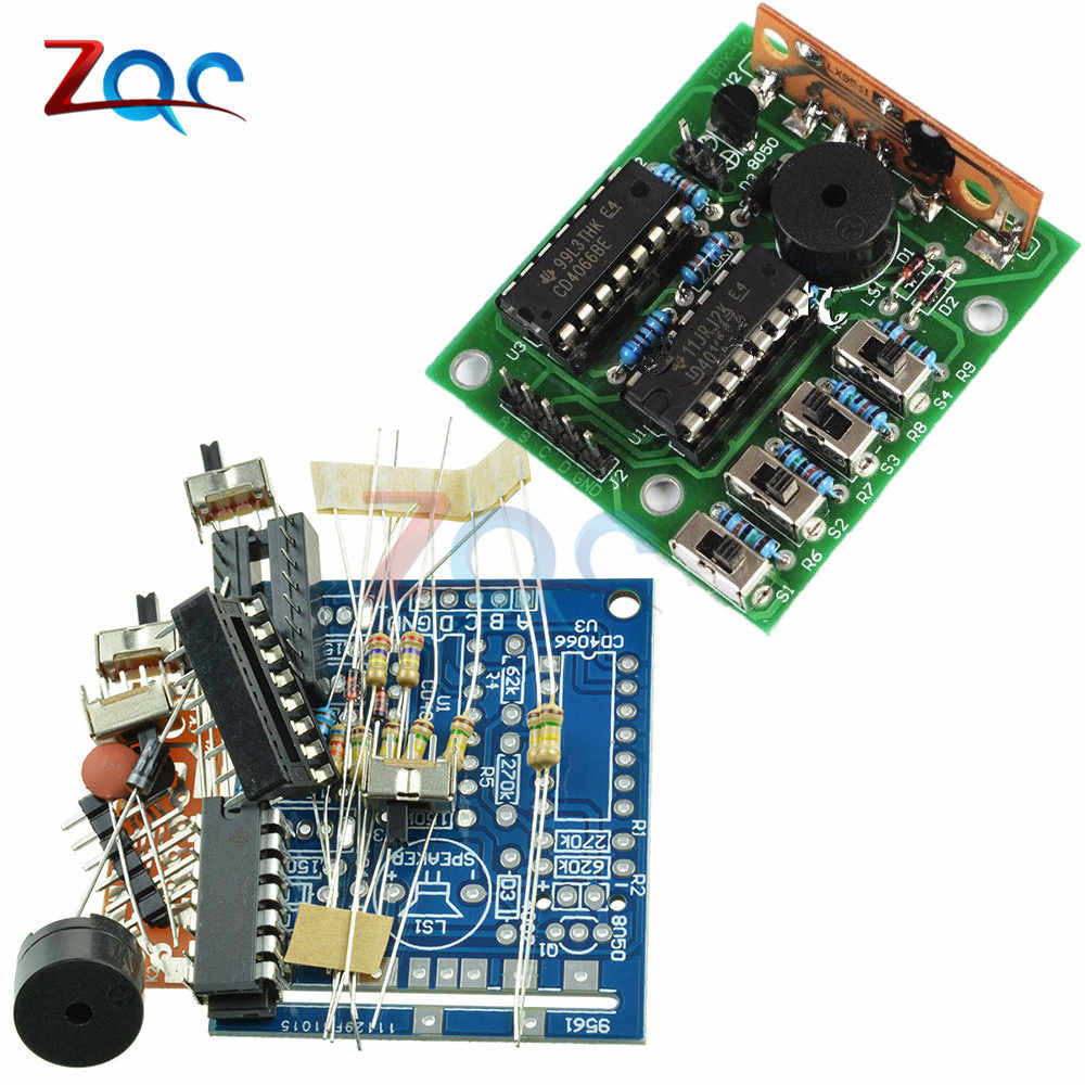 16 Music Box 16 Sound Box Box 16 16 Tone Box Electronic Module Diy Kits Electronic Kit