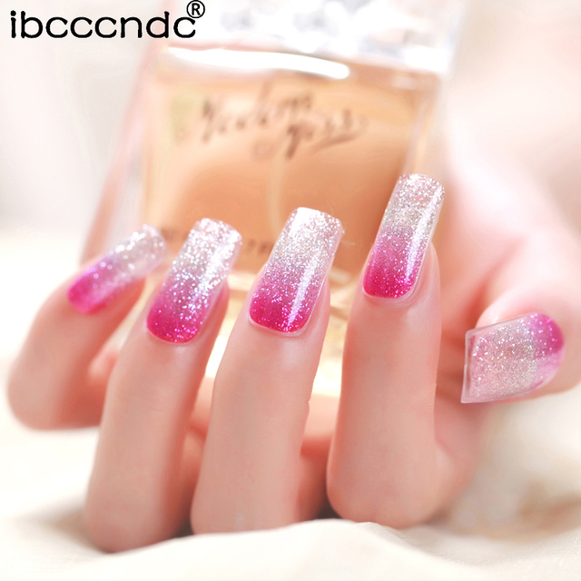 New 1gbox Holographic Glitter Laser Powder Gorgeous Nail Glitter