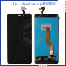 Для Elephone P9000/P9000 Lite ЖК-дисплей Дисплей Сенсорный экран планшета оригинальное качество для смартфонов elephon Бесплатная Инструменты