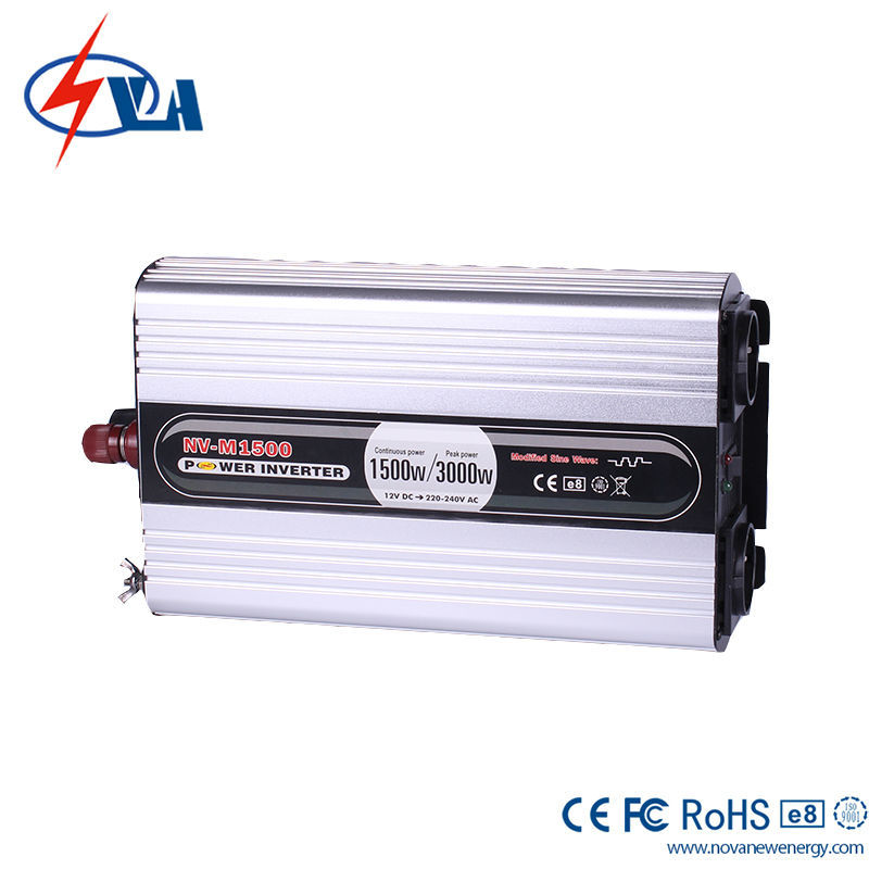 single phase power inversor 24v ac 220v 1000w portable power solar inverter off grid invertor dc 12v ac 220v 1kw