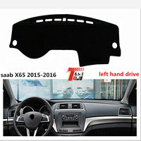 TAIJS Left Hand Drive Beautiful Style Car Dashboard Cover For Beijing Auto Saab X65 2015 2016