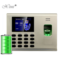 New Arrival ZK K40 Linux System TCP/IP Biometric Fingerprint Time Attendance And Access Control System Built In Back Up Battery