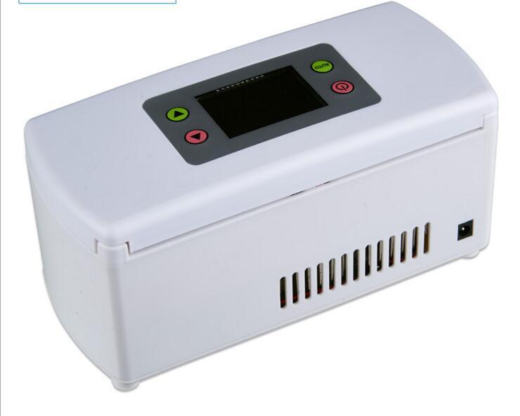 Portable Insulin Cold Boxes, Pocket Refrigerator, Medical