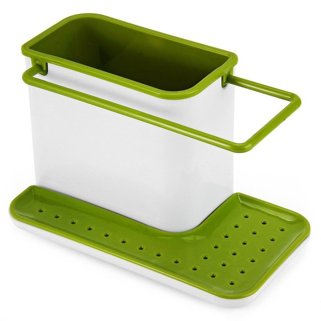 Aliexpress.com : Acquista 3 in 1 Lavello Tidy Pulizia Caddy ...