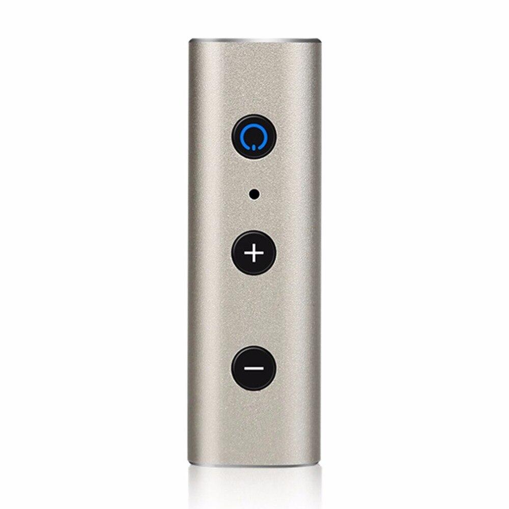 Tragbares Audio & Video Unterhaltungselektronik Initiative Bt810 Mini Tragbare 2,4 Ghz Drahtlose Bluetooth Music Receiver Mit 3,5mm Audio Adapter Freisprecheinrichtung Stereo Für Privatanwender Pkw-nutzung
