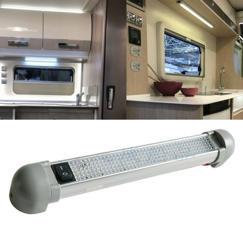 12v Led Under Cabinet Counter Strip Light Rv Camper: 12v/24v/28v DC LED Boat Strip Light Bar, Under Cabinet