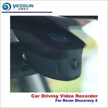 YESSUN Dashcam Car DVR Camera Driving Video Recorder For Land For Rover Discovery 4 AUTO Rearview Camera Dash CAM Dash Camera все цены