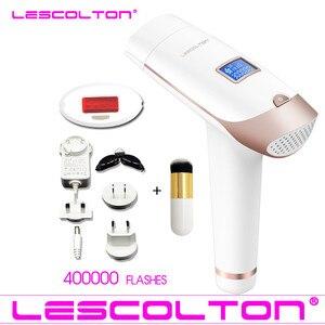 Image 4 - 2020 Nieuwe Lescolton 6in1 5in1 4in1 IPL Epilator Permanente Laser Ontharing T009i 1600000 Pulsen depilador een laser Photoepilator