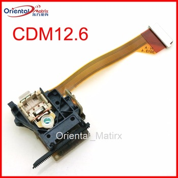 Free Shipping Original CDM-12.6 Optical Pick Up CDM12.6 CD Laser Lens Optical Pick-up hot kss 213c optical pick up laser lens fit for dvd cd player repair optical instruments laser lens kss 213c