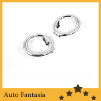 Chrome Front Fog Light Cover for Mazda 6 / Atenza 02 08 Free Shipping