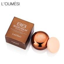 Loumesi concealer cream make up primer  Base Makeup Concealer  contouring makeup Scars Freckles Black Eye Concealer Cream 20g