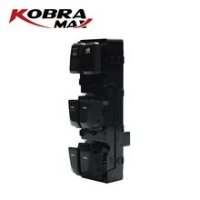 KobraMax Yeni Sürücü Yan Güç Pencere Kaldırıcı Kontrol Anahtarı 93570 2Z000 Hyundai Için Uyar IX35 Araba Aksesuarları