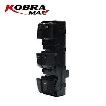 Kobramax 새로운 드라이버 사이드 파워 윈도우 리프터 컨트롤 스위치 93570 2z000 현대 ix35 자동차 액세서리에 적합