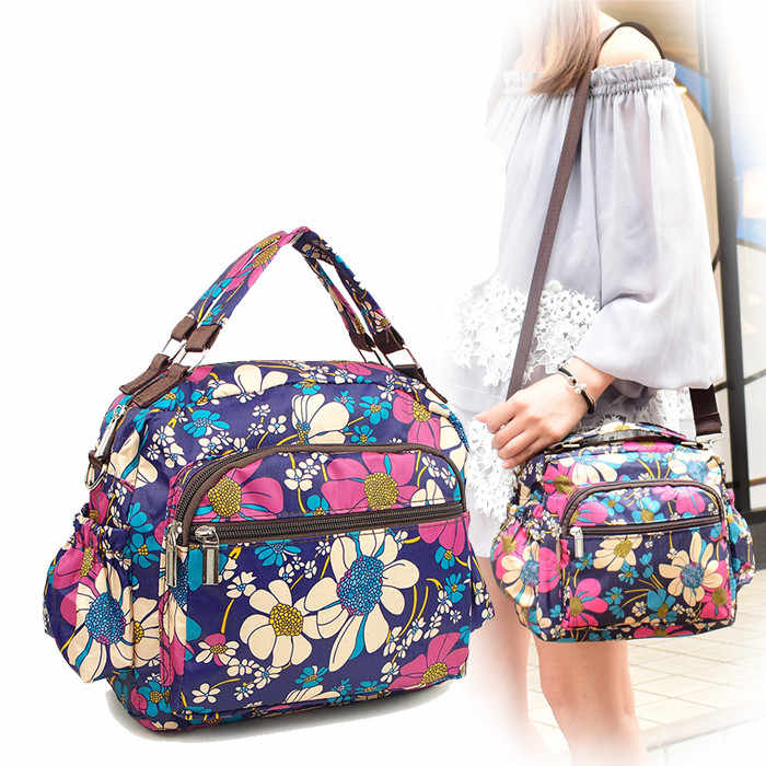 Bolso KipleWomen messenger túi đi du lịch túi xách Nylon nữ vai phụ nữ túi xách giản dị túi sac một chính carteras mujer de