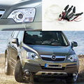 For Opel Antara 2006 2007 2008 2009 2010 Excellent angel eyes Ultra bright headlight illumination CCFL Angel Eyes kit Halo Ring