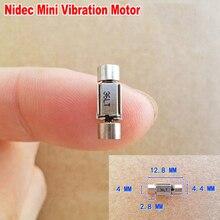 цена на Nidec 36LT DC 1.5V-3V Dual Head Mini Vibration Vibrator Tiny 4mm Vibrating Electric Motor Precise Rotor